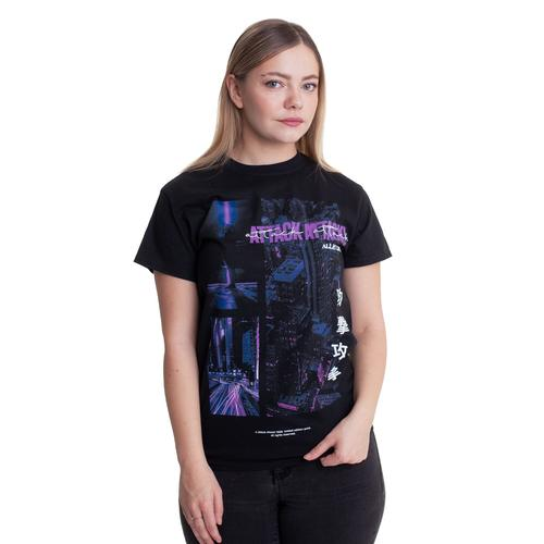 Attack Attack - City - - T-Shirts