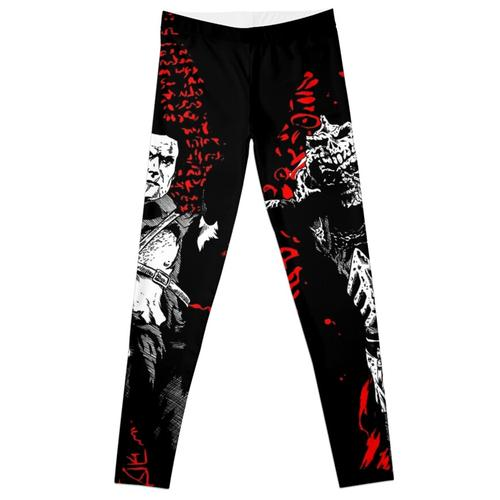 Evil leggings Leggings