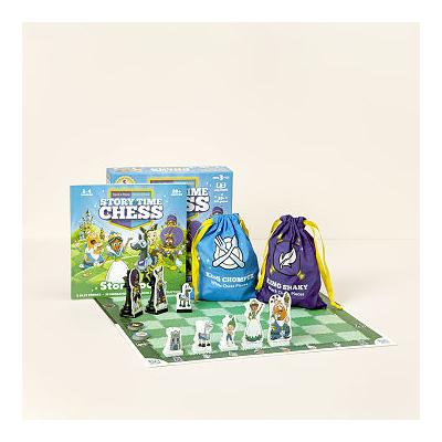 Storytime Chess for Kids