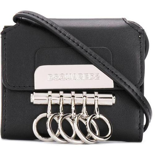 DSquared² Mini-Tasche mit Schulterriemen