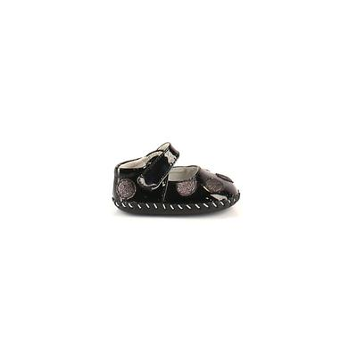 Pediped Dress Shoes: Black Solid...
