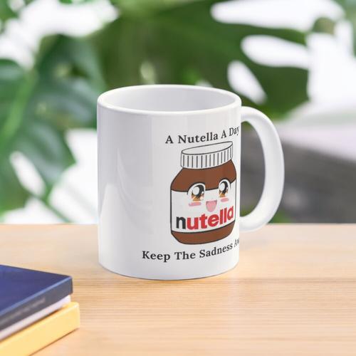 Nutella - Nutella Lover Quote Mug