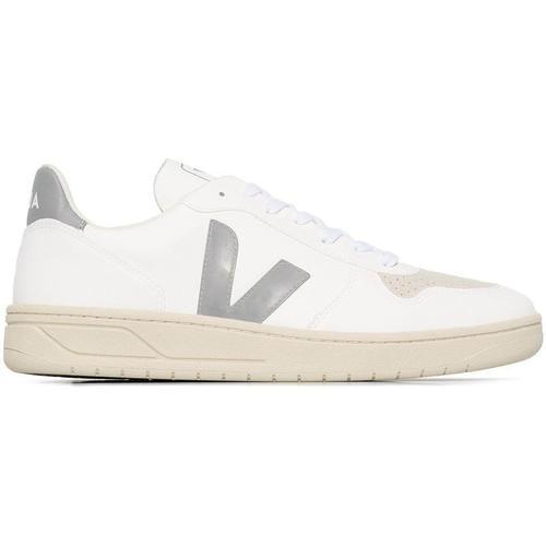 Veja Beschichtete 'V-10' Sneakers