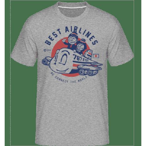 Best Airlines - Shirtinator Männer T-Shirt