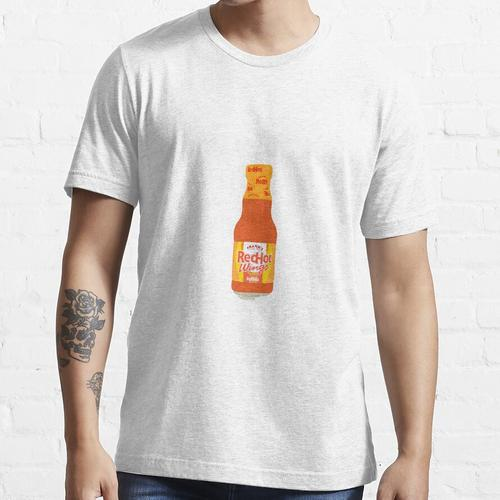 Franks Red Hot Buffalo Sauce Essential T-Shirt