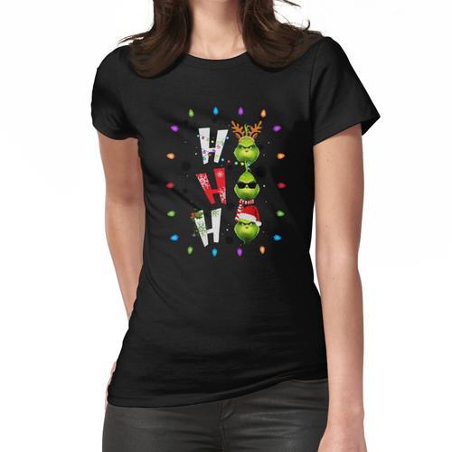ho ho ho grinch Frauen T-Shirt