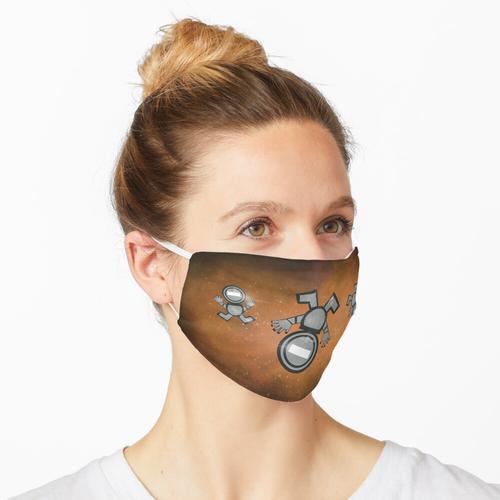 Astronauten Maske