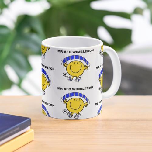 Mr AFC Wimbledon Mug