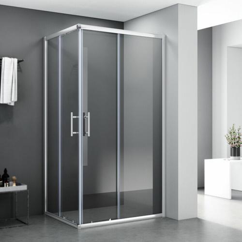 Eckeinstieg Dusche Schiebet - Sonni