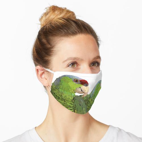 Amazona Guayabera Maske