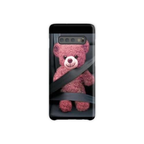 Teddy Bear Style Rucksack-PJ2020 Samsung Galaxy S10 Plus Case