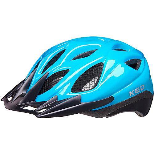 Fahrradhelm Tronus blue blau Modell 1