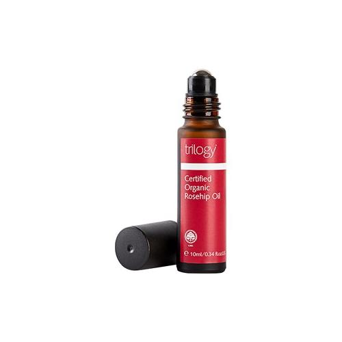 Trilogy Face Oil & Serum Certified Organic Rosehip Oil Rollerball 10 ml