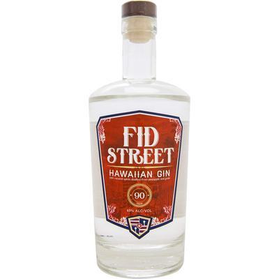 Fid Street Hawaiian Gin Gin