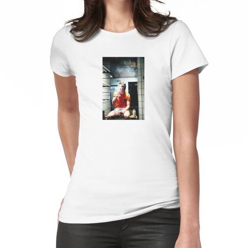 Johan Cruyff Ankleidezimmer Zigarette Frauen T-Shirt