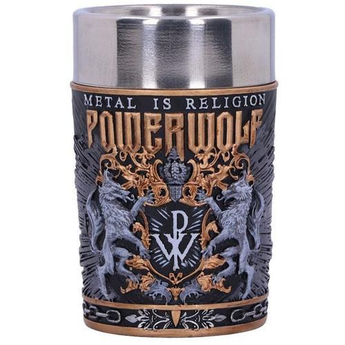 Powerwolf Powerwolf Logo Schnapsglas - multicolor - Offizielles Merchandise