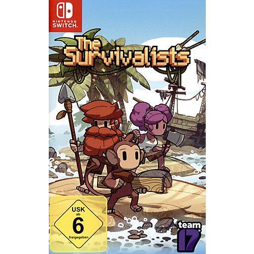 Nintendo Switch The Survivalists