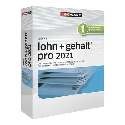 Software »lohn+gehalt pro 2021« ...