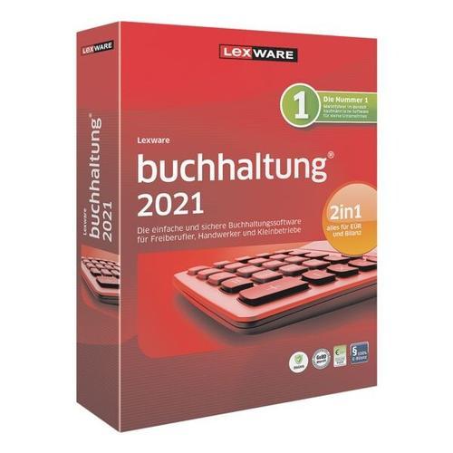 Software »buchhaltung 2021« 365 Tage, Lexware