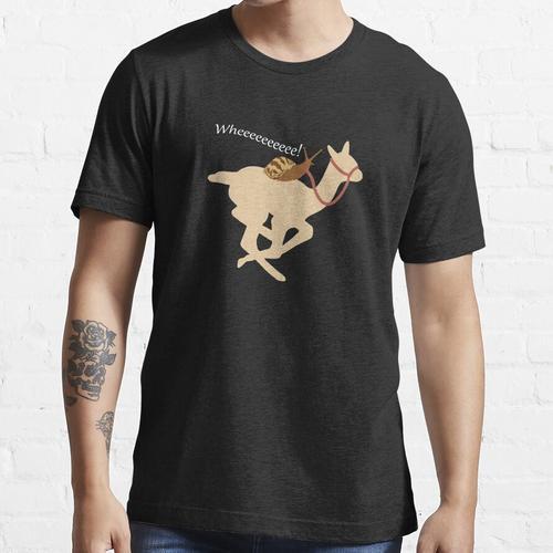 Rennschnecke Essential T-Shirt