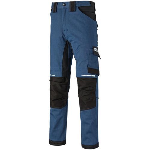 Dickies Arbeitsbundhose GDT Premium Bundhose blau Herren Bundhosen Arbeitshosen Arbeits- Berufsbekleidung