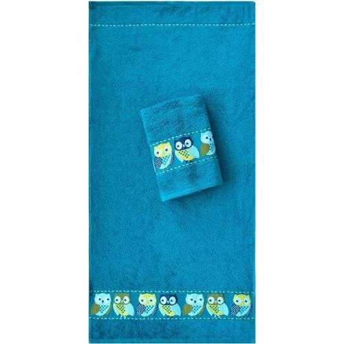 Dyckhoff Handtücher »Eulen« (2-St), mit süßen Eulen