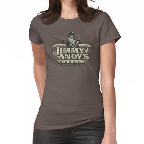 Jimmy und Andys Bar & Grill St. Louis Frauen T-Shirt