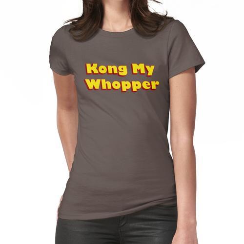 Kong My Whopper Frauen T-Shirt