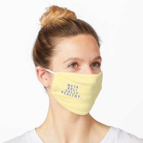 Stoffwechselgesund Maske