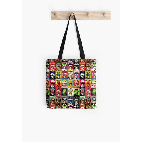 All The Changes All Over Print Tote Bag
