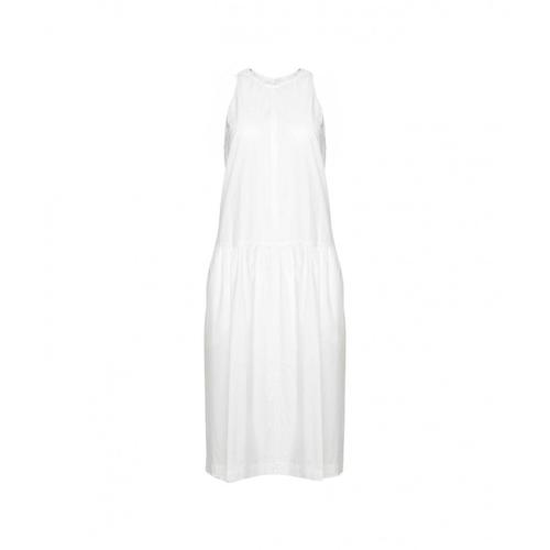 8Pm Damen Kleid Fermont Weiß
