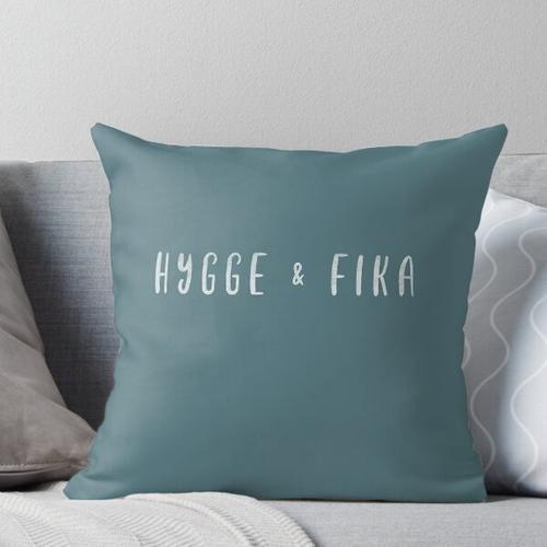 Hygge & Fika Kissen