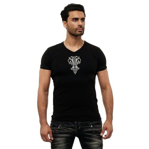 KINGZ T-Shirt in ausgefallenem Design