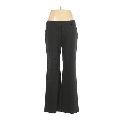 Gap Dress Pants - Mid/Reg Rise: Gray Bottoms - Size 10
