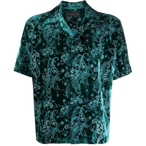 Amiri Kurzärmeliges Hemd