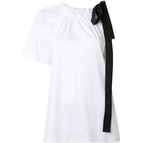 N°21 Asymmetrisches T-Shirt