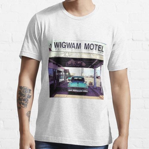 Wigwam Motel Essential T-Shirt