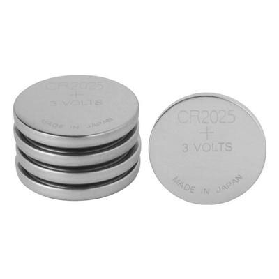 Lithium Knopfzelle CR2025, 3 V, ...