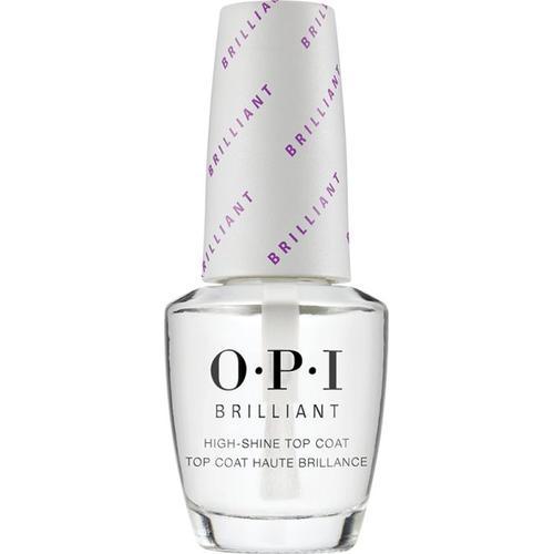 OPI Nail Care Brilliant Top Coat - 15 ml