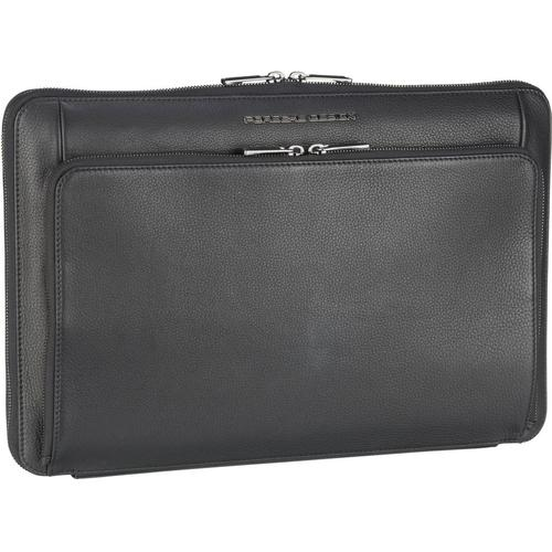 Porsche Design Laptophülle Roadster Leather Notebook Sleeve 1520 Black (4.9 Liter)