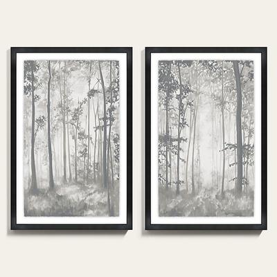 "Into the Forest Art 36"" x 24"" - Ballard Designs"