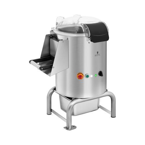 Royal Catering Kartoffelschälmaschine - 5 kg - Timer - bis zu 100 kg/h RCPP-0511