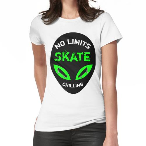 Skatepark No Limits - Skateboard No Limits Shirt - Skateboard-Bekleidung - Bestes Ska Frauen T-Shirt