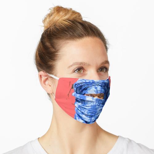 Tuareg Maske