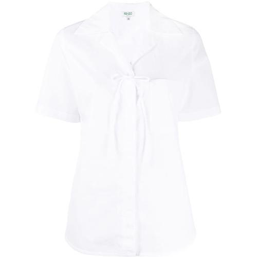 KENZO Hemd mit Schleifen
