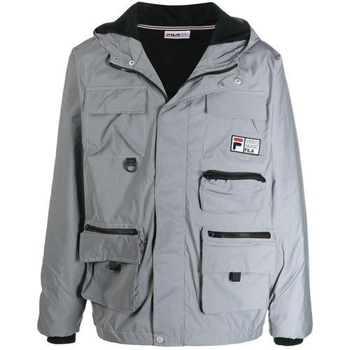 Fila Reflektierende Jacke