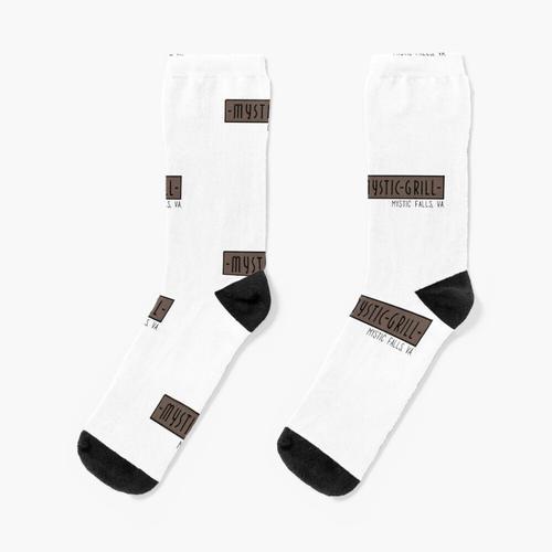 Mystischer Grill Socken
