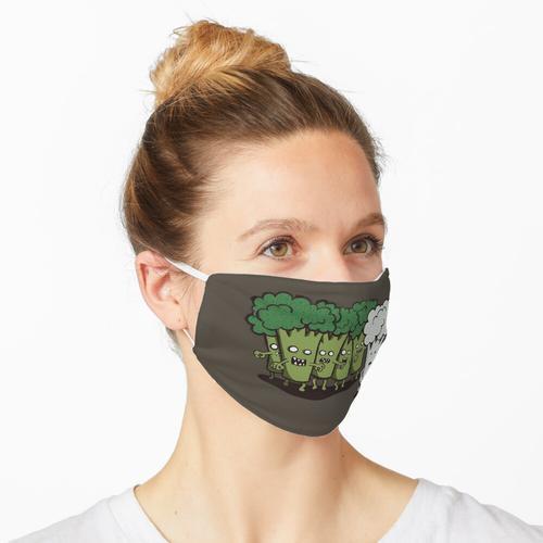 Ich bin Blumenkohl Maske