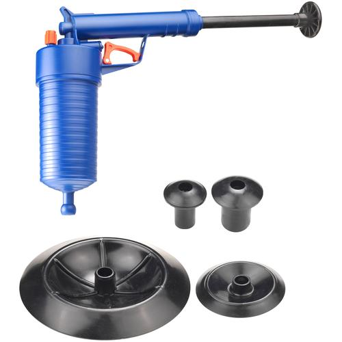 CORNAT Rohrreinigungspistole SA220, für Abflussrohre blau Sanitärtechnik Bad Sanitär