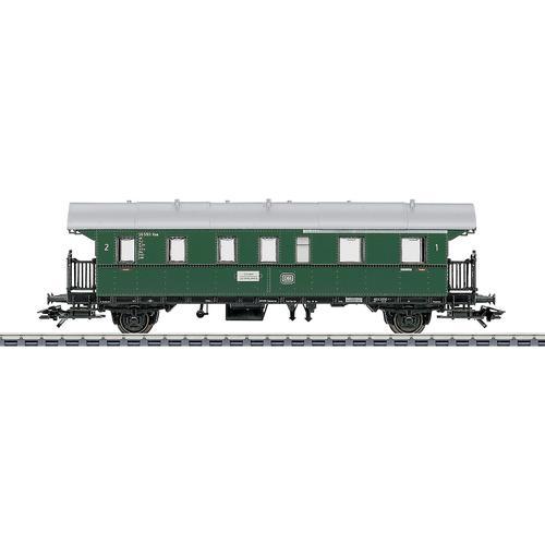 Märklin Personenwagen 1./2.Kl.DB - 4313, Made in Europe grün Kinder Loks Wägen Modelleisenbahnen Autos, Eisenbahn Modellbau